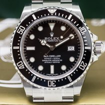Rolex 116600 Sea Dweller 4000 SS / SS DISCONTINUED (26979)