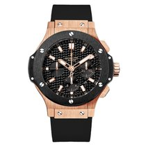 Χίμπλοτ (Hublot) Big Bang Gold Ceramic 44 mm