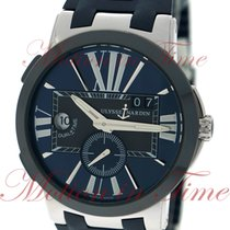 Ulysse Nardin Executive Dual Time GMT, Blue Metallic Dial,...