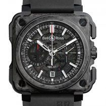 Bell & Ross Aviation BRX1 Carbon Forge BRX1-CE-CF-BLACK