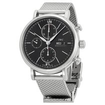 IWC Men's IW391010 Portfonio Chronograph Watch