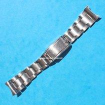 Rolex Vintage 1969 20mm ROLEX 7206/58 riveted S/S OYSTER Bracelet