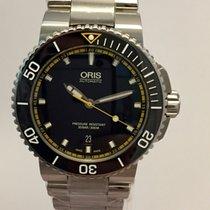 Oris Aquis Date 2016 New 3 Years Warranty