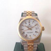 Rolex datejust acciaio oro