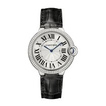 Cartier Ballon Bleu Electro Mechanic Mens Watch Ref WE902056