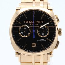 Chaumet Chrono Dandy Automatic 18K Pink Gold W11891-30D