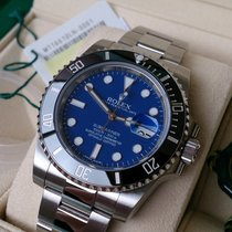 Rolex SUBMARINER REF 116610 BLUE+ NEU  03.2017+B&P+FOLIERT...