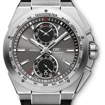 IWC Ingenieur Chronograph Racer Adroise Dial