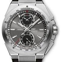 IWC Ingenieur Chronograph Racer Adroise Dial