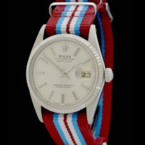 Rolex Datejust Ref.: 1601 - Edelstahl/Weissgold - Bj.: 1985 -...