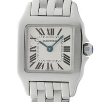 Cartier Santos Collection Demoiselle Stainless Steel Small...