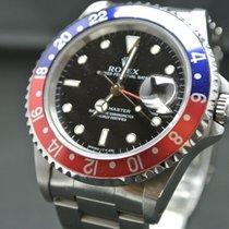 Rolex GMT-Master 16700 Pepsi m. Box + Papieren (Europe Watches)