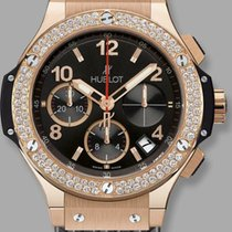 Hublot DIAMONDS GOLD BIG BANG  341PX130RX114