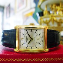 Patek Philippe Gondolo Reference 5010 Yellow Gold Manual Wind...