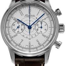 Alpina 130 Heritage Pilot Chronograph AL-860S4H6