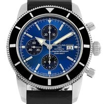 Breitling Superocean Heritage Chrono 46 Watch A13320 Box Papers