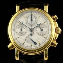 Paul Picot Atelier Technicum - 18k gold chronometer rattrapate
