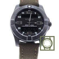 브라이틀링 (Breitling) Aerospace Evo Night Mission Titanium Quartz NEW