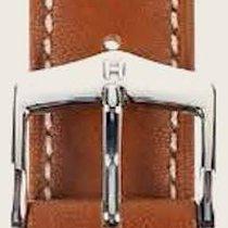 Hirsch Uhrenarmband Heavy Calf goldbraun L 01475070-2-20 20mm