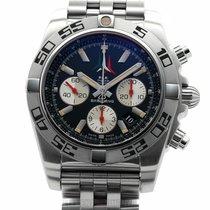 Breitling Chronomat 44 Flecce Tricolori LTD ED Stainless Steel...