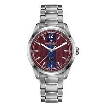 Hamilton Men's H43515175 Broadway Day Date Auto Steel Watch