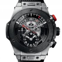 Hublot Big Bang Unico Bi-Retrograde Titan Automatik Chronograp...