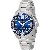 Hamilton Khaki Navy Frogman Automatic Blue Dial Men's...