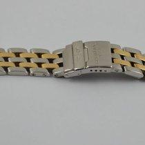 Breitling Pilot Armband Stahl/gold 19mm 340d Chronomat...