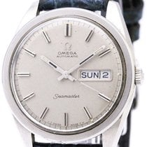 Omega Vintage Omega Seamaster Day Date Cal 752 Steel Automatic...