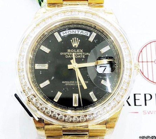 fa62c20d6b7 Rolex Day-Date 40 por Preços mediante pedido para vender por um Seller na  Chrono24