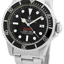"Rolex Double Red ""Sea-Dweller"" # 1665."