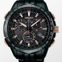 Seiko Astron GPS Solar Chronograph Limited Edition SSE019