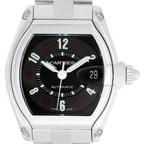 Cartier Roadster Men's Stainless Steel Automatic Watch...