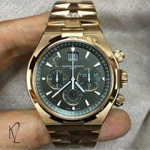 Vacheron Constantin Overseas Chronograph Full Rose Gold