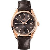 Omega Men's 23153422106001 Seamaster Aqua terra Watch
