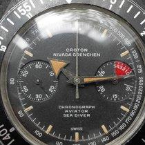 Nivada Grenchen Croton Vintage Chronograph