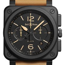 Bell & Ross BR03-94 Chronograph 42mm BR0394-HERI-CE