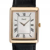 Piaget Classic Lady Dresswatch 18kt Gelbgold Handaufzug...