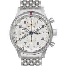 Tutima Grand Classic Chronograph Automatic Men's Watch – 781-26 W