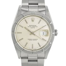 Rolex Oyster Perpetual Date en acier Ref : 15210 Vers 1991