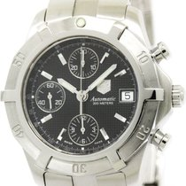 TAG Heuer Polished Tag Heuer 2000 Exclusive Chronograph...