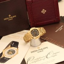 Patek Philippe Nautilus 3800 yellow gold top quality box...