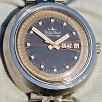 Philip Watch Cormoran Acciaio Anni '70 Braccialato