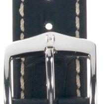 Hirsch Modena Uhrenarmband schwarz L 10302850-2-20 20mm