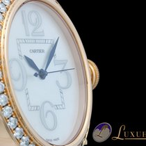 Cartier Pasha Automatik 42mm 18kt Rosegold MOPD Diamantbesatz...