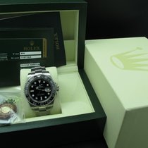 Rolex Oyster Perpetual Gmt Master 2 116710ln Stainless Steel...