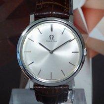 Omega Boy Size Manual Wind Wristwatch 17 Jewels 1YearWarranty