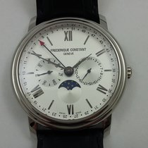 Frederique Constant Classic Moonphase-Week Calendar