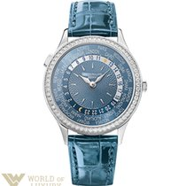 Patek Philippe Complications 36mm White Gold and Diamonds...