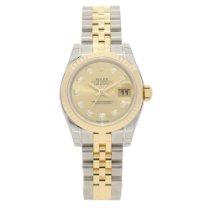 Rolex Datejust 179173 - Diamond Dial - 2016 Unworn